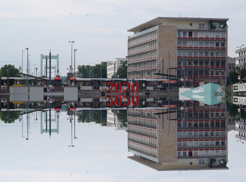 Wiener Platz Spiegel 3